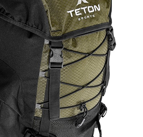 TETON SPORTS SCOUT 3400 INTERNAL FRAME BACKPACK: REVIEW