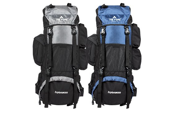 Teton Sports Explorer 4000 Internal Frame Backpack: Review