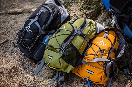 TETON SPORTS OASIS 1100 HYDRATION BACKPACK: REVIEW