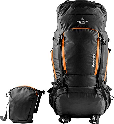 TETON SPORTS GRAND 5500 BACKPACK: REVIEW