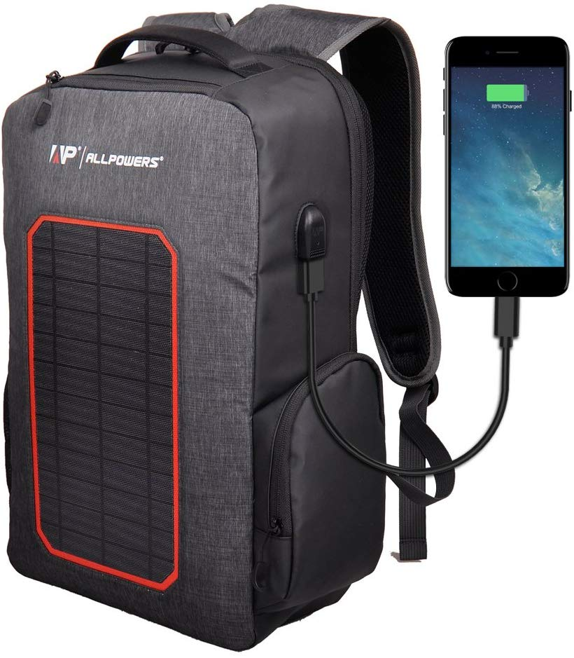 10 Best Selling Solar Panel Backpacks for your Next Trip [Buying Guide]